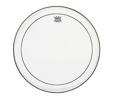 "Remo 8"" Pinstripe Schlagzeug Fell Drum Fell Clear Mit Dämpfring Drum Head"