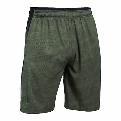Under Armour Fitness Short Supervent Woven grün camo