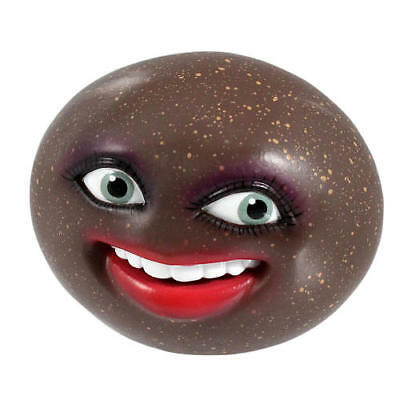 "Annoying Orange 4"" Talking PVC Figure: Passion Fruit"