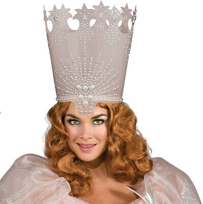 The Wizard Of Oz Glinda Costume Wig Adult One Size