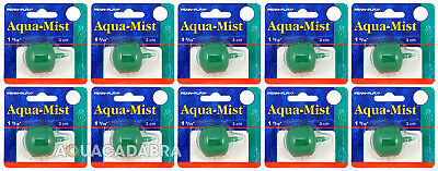 Penn Plax Aqua-Mist Airstone 3cm - pack of 10. Aerates your aquarium water