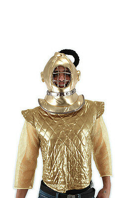 Diving Bell Scuba Costume Headpiece