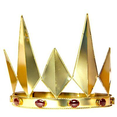 Evil Queen Costume Crown One Size