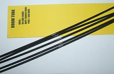 Boom Tube Pack of 5, 29.5cm lengths - in-line, pike, sea, anti tangle