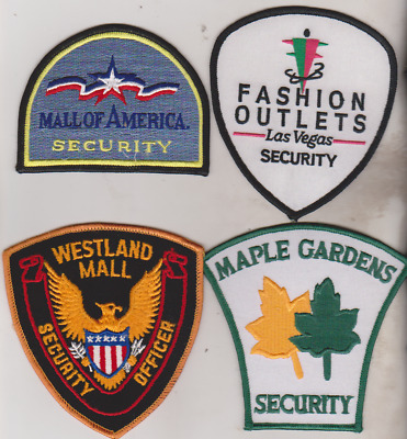 The Coves at Bird Island Pebble Beach OK & Maple Gardens NJ Security patches