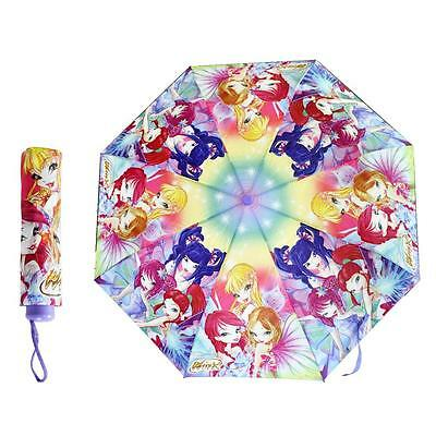 Winx Club - Children Umbrella - Folding Umbrella