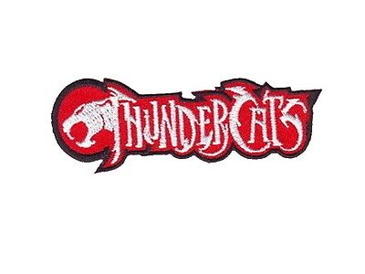 Ecusson Cosmocats logo Thundercats logo official embroidered  patch