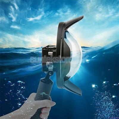 Diving Underwater Camera Lens Dome Port Lens Housing Shell for Xiaomi Yi
