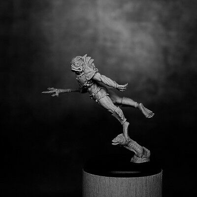 MERMAN 35mm Scale RESIN Black Sun Miniatures
