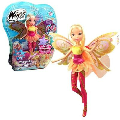 Winx Club - Bloomix Fairy - Doll Stella 28cm