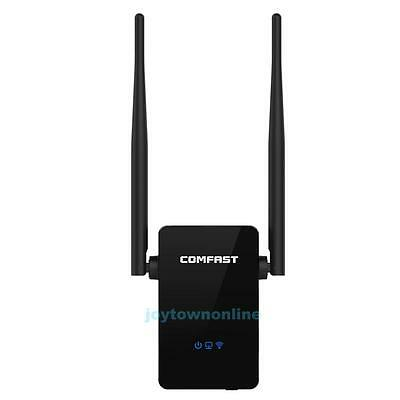 802.11b/g/n 300Mbps Wireless Router Wifi Repeater Signal Range Booster Extender
