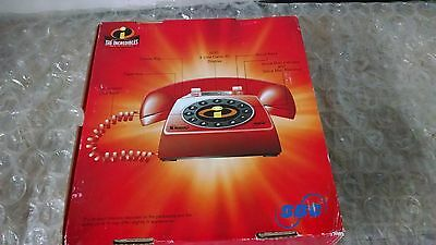 """Disney Pixar """"THE INCREDIBLES"""" Collector's TELEPHONE Phone (by SBC)  brand new"""