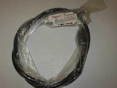 Yamaha 2A6-26341-01 Brake Cable , 1978 DT125 , DT175 Motorcycle , NOS
