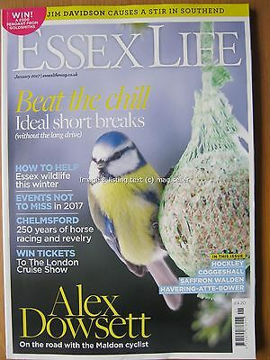Essex Life January 2017 Alex Dowsett Wildlife Hockley Coggeshall Saffron Walden