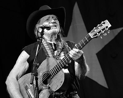 Willie Nelson 8 x 10 / 8x10 GLOSSY Photo Picture IMAGE #3