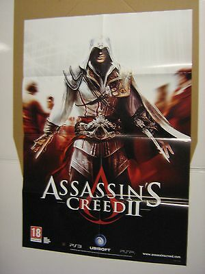 Poster Videogame Assassin's Creed NOT FOR SALE POSTER