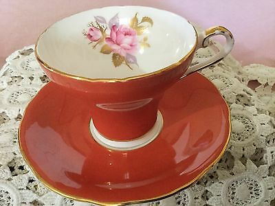 Aynsley Bone China Corset Cup And Saucer  England   28