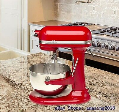 Kitchenaid Professional 5 Plus 5 Qt Stand Mixer Empire Red