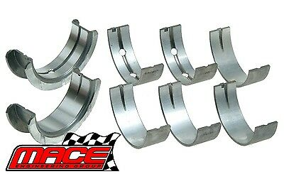 Mace Main End Bearing Set Holden Commodore Vr Buick L27 3.8L V6