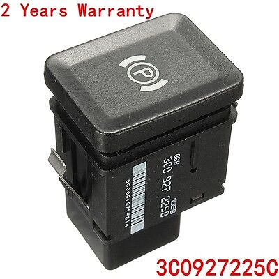 Handbrake Switch Button 3C0927225C For Volkswagen VW Passat R36 C6 B6 2005~2011