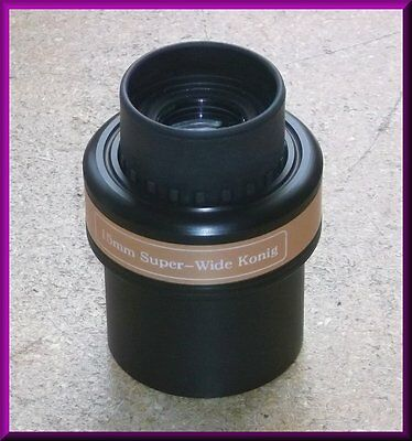 2 inch 15mm Super-Wide Konig Telescope Eyepiece