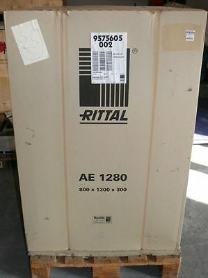 New Rittal AE 1280.009 Compact Enclosure 1200x800x300mm IP66 Cabinet