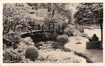 tr irish postcard ireland kildare tully japanese gardens