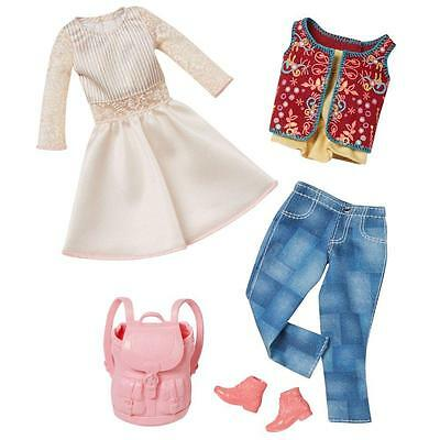 Barbie - Fashion & Accessories Set for Barbie Doll - New Style