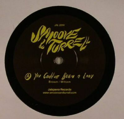 """SMOOVE & TURRELL - You Could've Been A Lady - Vinyl (7"""")"""