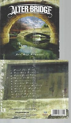 Cd--Alter Bridge--One Day Remains