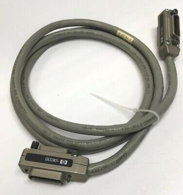 Hewlett Packard 10833B GPIB Connection PC Interface Cable 2 Meters Long