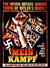 Mein Kampf: Terrifying Rise & Ruin Of Adolf Hitler (DVD,B&W, Special Edition)
