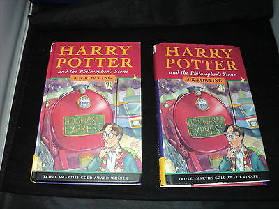 Harry Potter and the philosopher's stone First Published by Bloomsbury 33rd Run