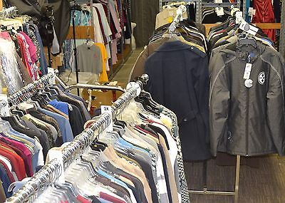 Men's Designer Clothing Wholesale Lot ( over 700 items) NWT