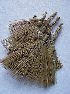 1 x WITCHES' ALTAR BESOM BROOM READY TO DECORATE 160 mm Wicca Pagan Witch Goth