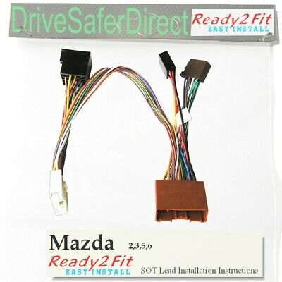 SOT-PC000005AA-w Lead,cable for Parrot Asteroid Mini Toyota Auris