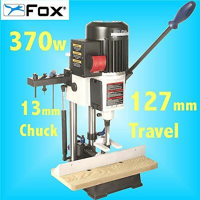 FOX F14-650 Bench Top Morticer 240v table morticing woodwork 3Yr Warranty