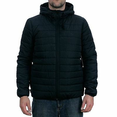 Element Skateboards Alder Puff TW Jacket Black Coat BNWT New Free Delivery