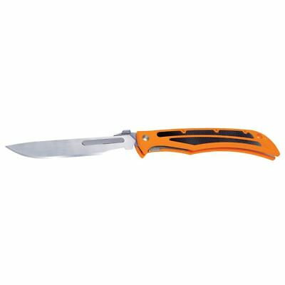 Havalon Baracuta Blaze Knife Black/Orange XTC-115BLAZE