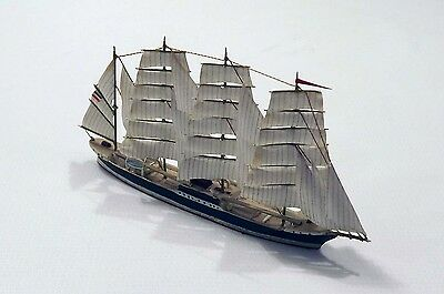 RSM-Spinnaker 1003 German Four-Masted Barque Passat 1/1250 Scale Model Ship