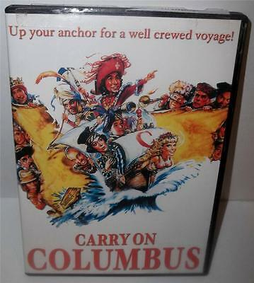 Carry On Columbus DVD Jim Dale Comedy