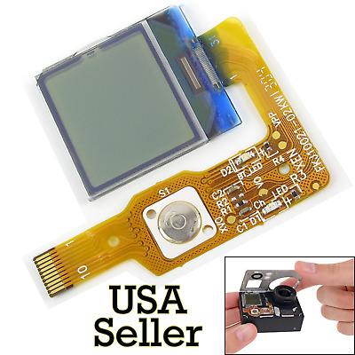 Repair Parts For Gopro Hero 3 Front LCD Display Screen Assembly New