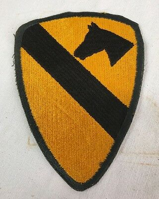 Vintage US Army 1st Cavalry Patch