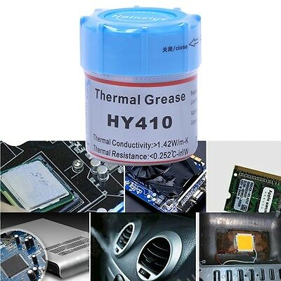 HY410 Thermal Compound Heat Sink Silicone Paste Cooler For PC CPU GPU 10g