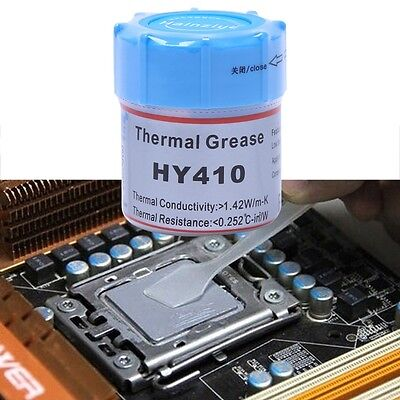 HY410-CN10 10g Thermal Grease CPU Chipset Cooling Compound Silicone Paste 1.42W