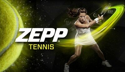 Zepp Tennis - Swing Analyzer Wireless for iOS and Androd Devices