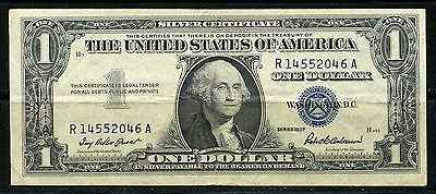United States 1957  $1  Silver Certificate  Circulated Lot Ii