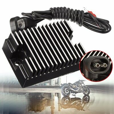 Voltage Regulator Rectifier for Harley Big Twin EVO 89-99 Replace 74519-88