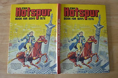 Hotspur Annual 1976 UNCLIPPED.Like Victor