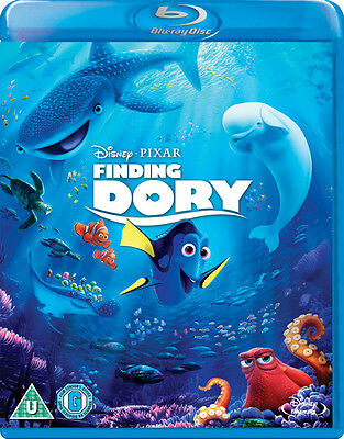 Finding Dory Bluray NEW
